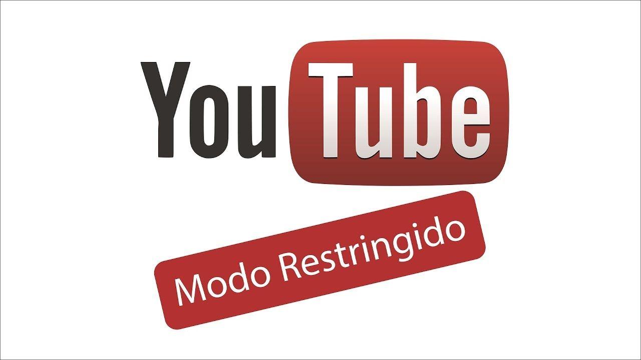 El modo restringido de YouTube no se apaga, no se puede desactivar