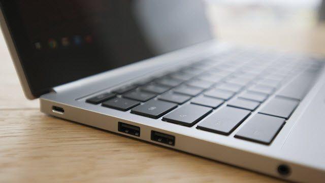 Cómo quitar de forma segura unidades flash USB en Chromebook