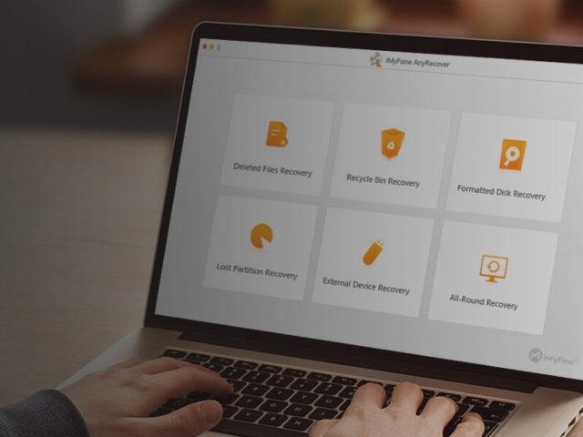 ¿Cómo recuperar archivos borrados en Windows y Mac con AnyRecover?