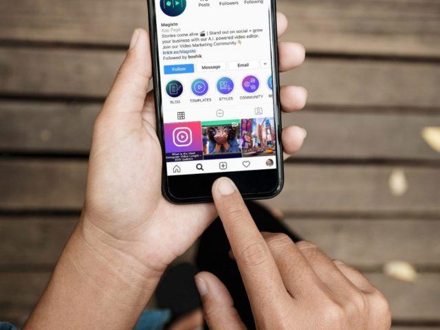 ¿Cómo ver todos los enlaces que has visitado en Instagram?