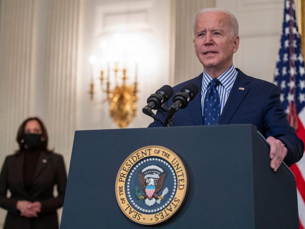 El plan de estímulos de Biden vuelve a elevar el precio del Bitcoin