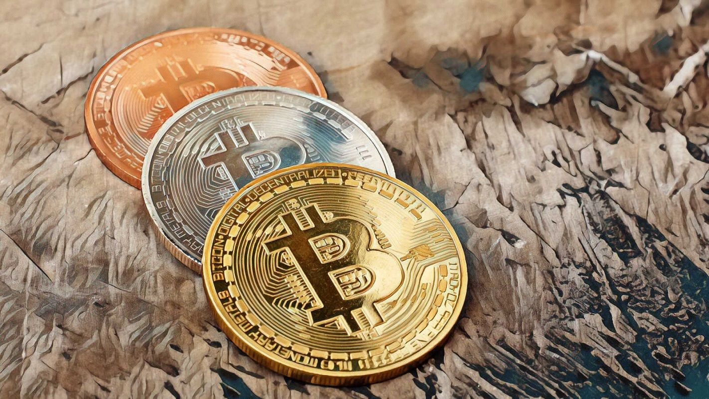Bitcoin oro 1