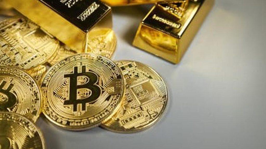 Bitcoin oro 2
