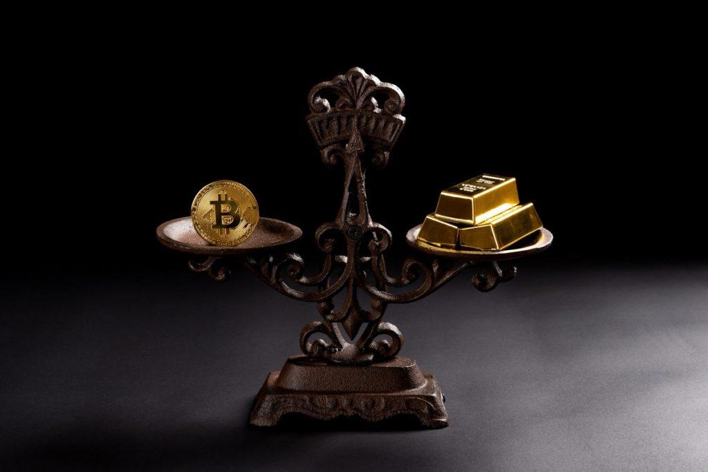 Bitcoin oro 3