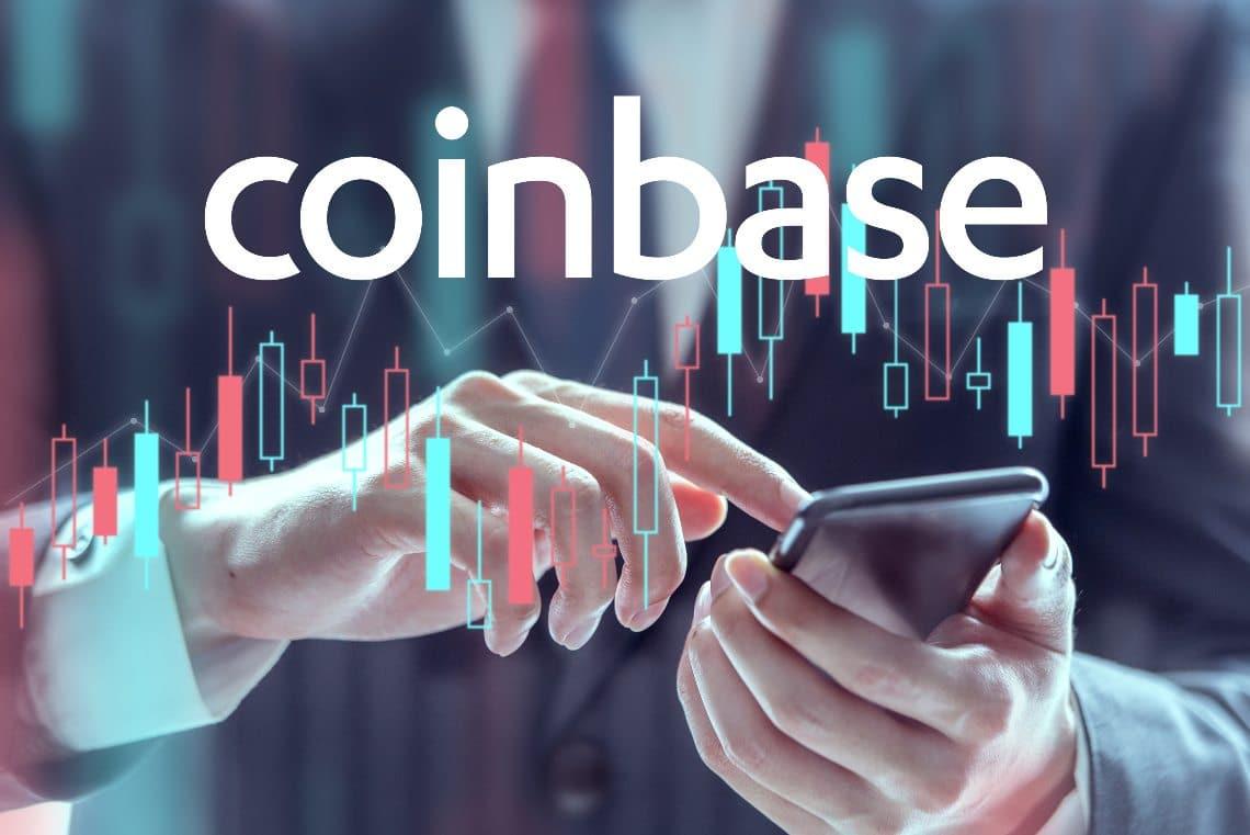 Coinbase acciones 1
