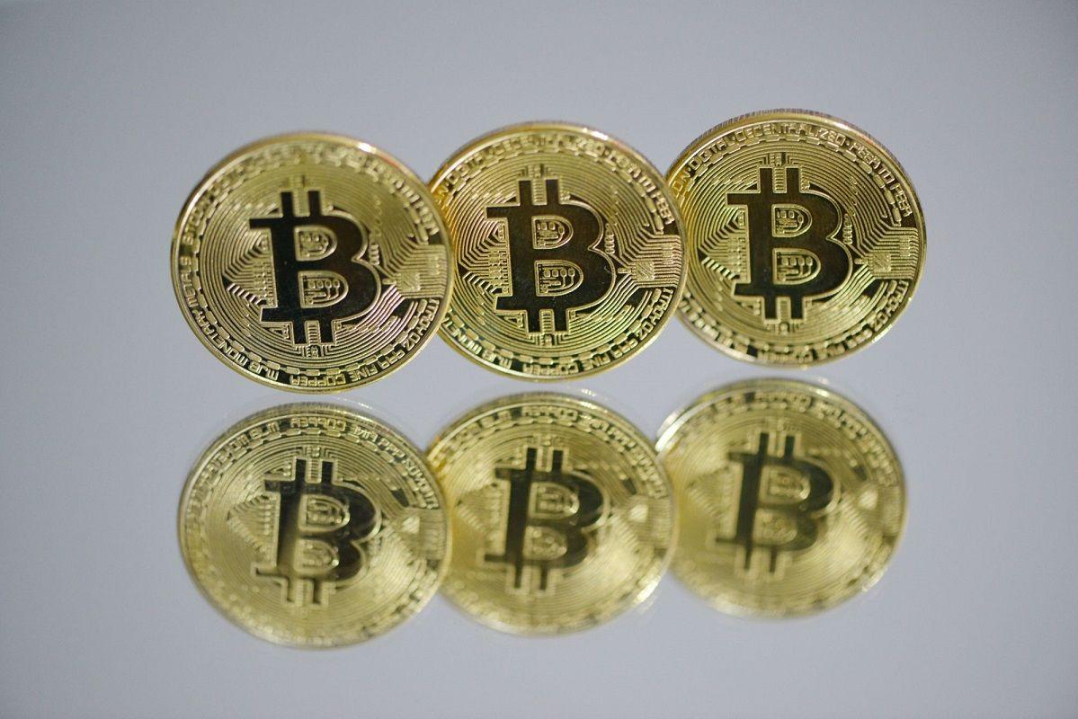 Corrección Bitcoin venta posiciones 1