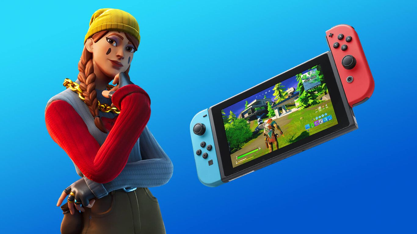 Fortnite Nintendo Switch 1