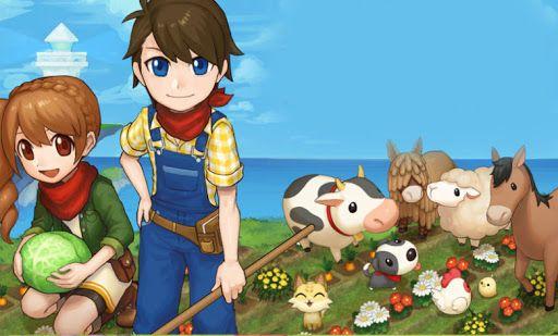 Otra de las grandes franquicias de juegos que saldrán en invierno de 2021: Harvest Moon One World.