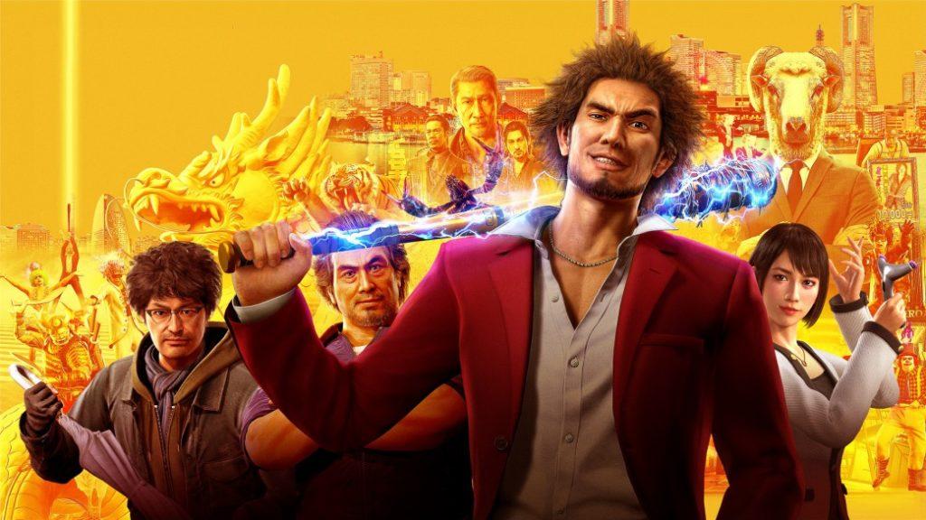 Yakuza Like a Dragon es uno de los juegos que esperamos saldrán en invierno de 2021.
