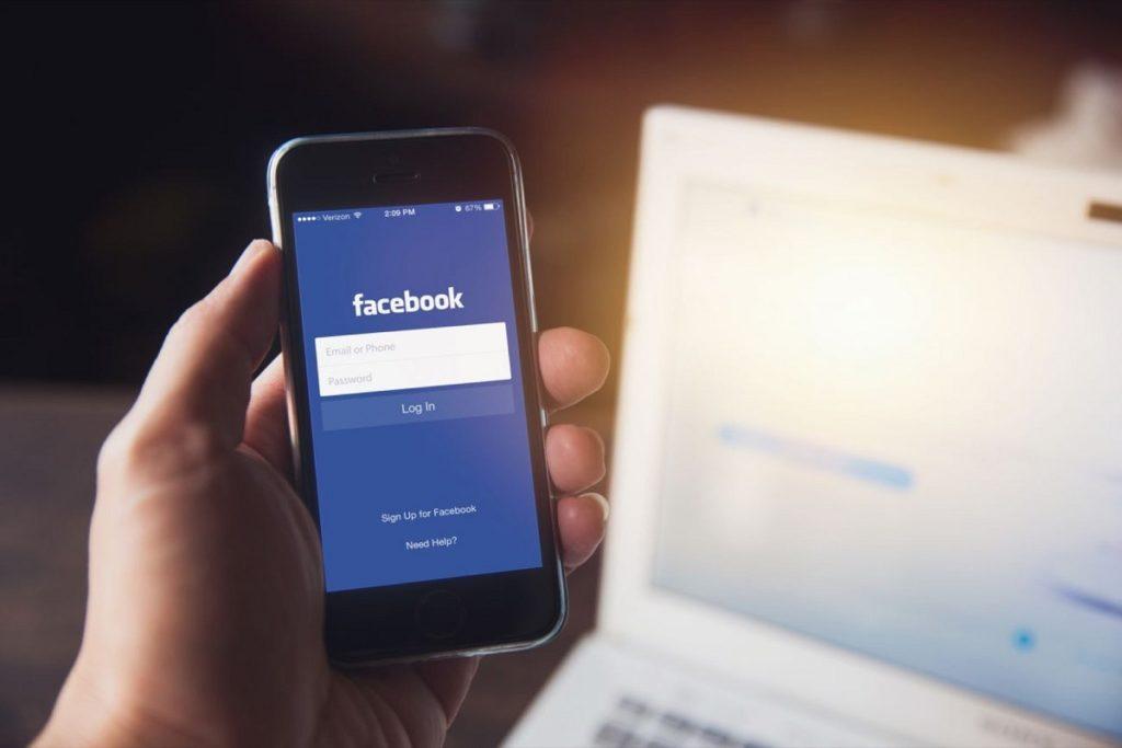 ¿Cómo buscar en Facebook si no tengo cuenta?