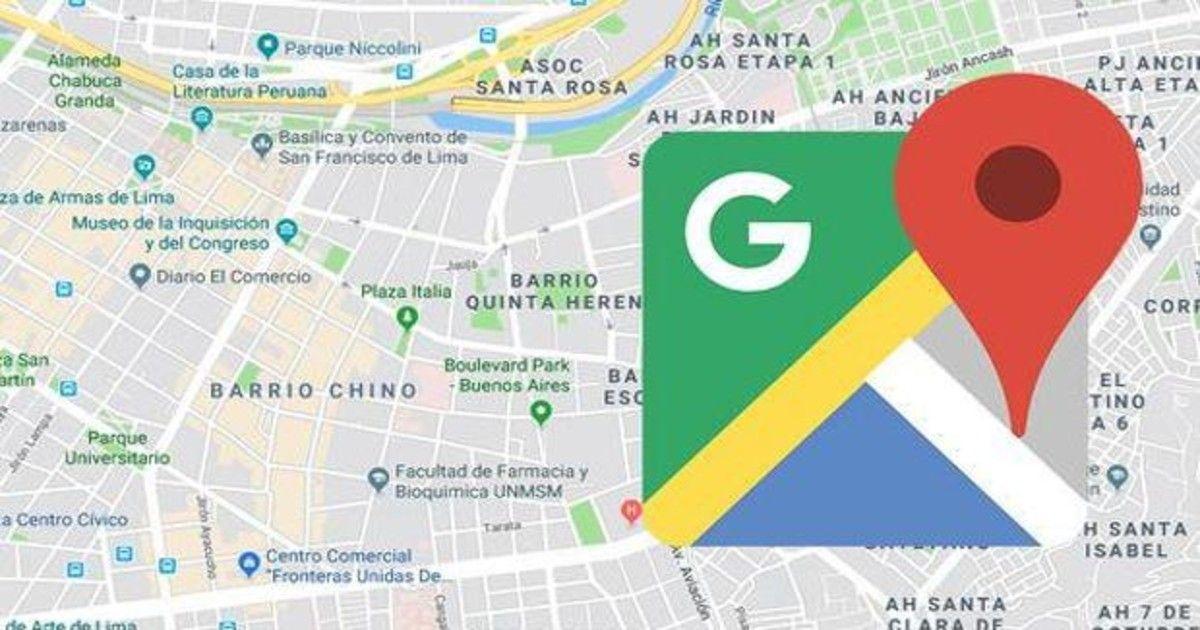 Agregar un lugar perdido o que falta en Google Maps