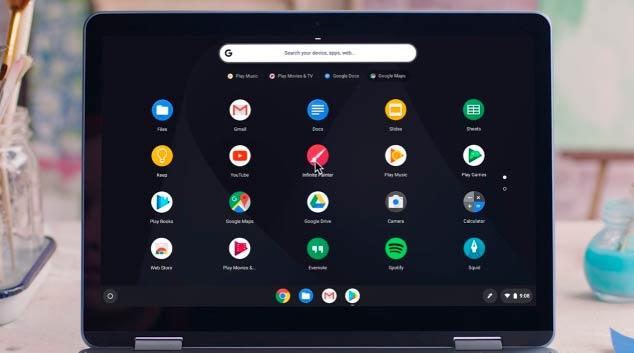 Cómo cambiar entre usuarios en una Chromebook rápidamente
