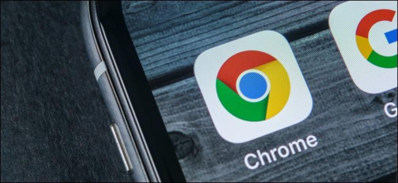 Modificar el tamaño texto Chrome iPhone
