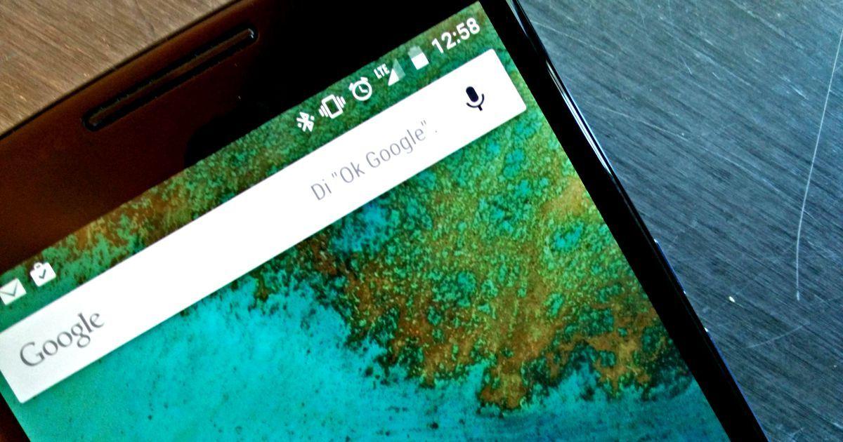 Cómo desactivar OK Google Android