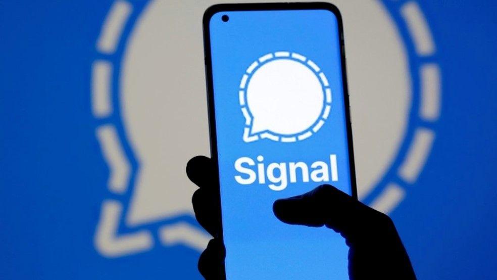 eliminar mensajes archivados Signal