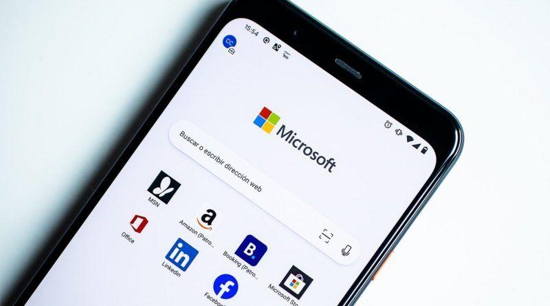 Cómo configurar Microsoft Edge como navegador predeterminado en Android