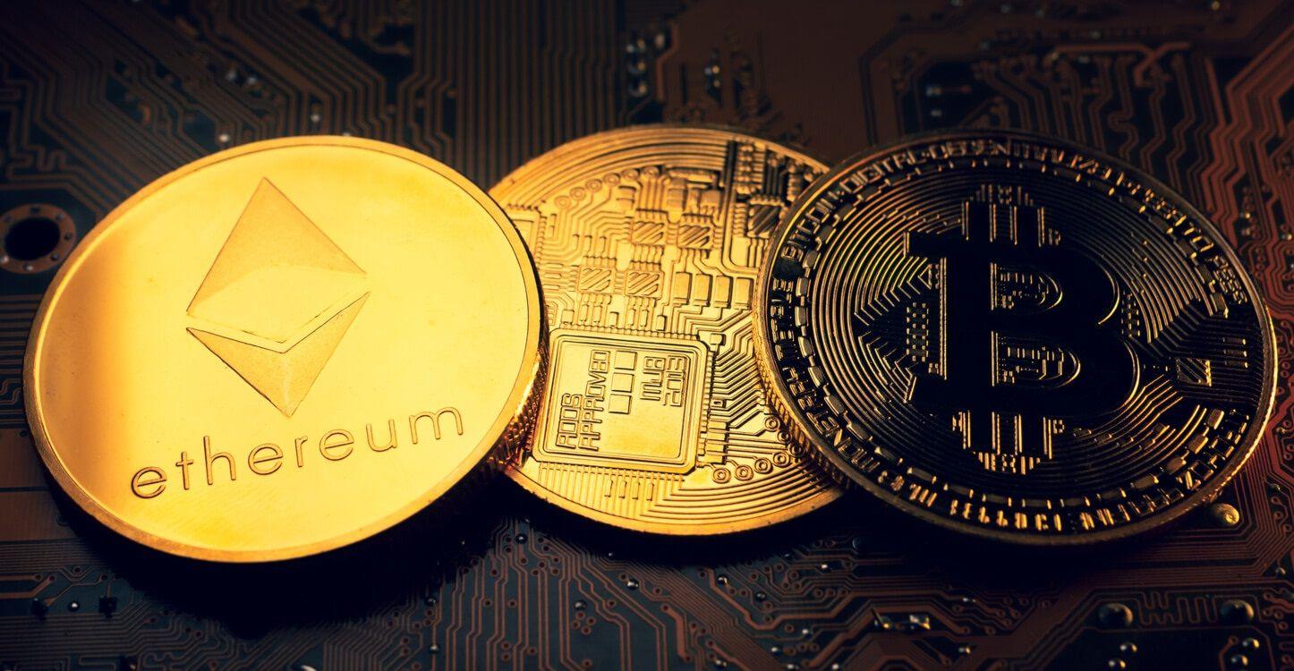 correcciones Bitcoin Ethereum 1