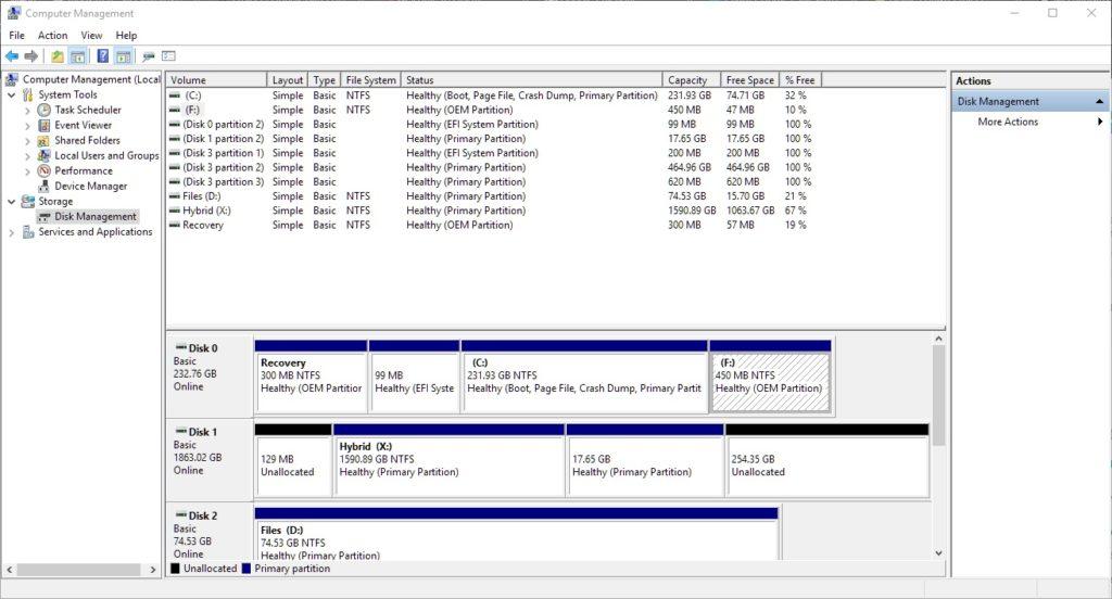 habilitar compresión archivos NTFS 3