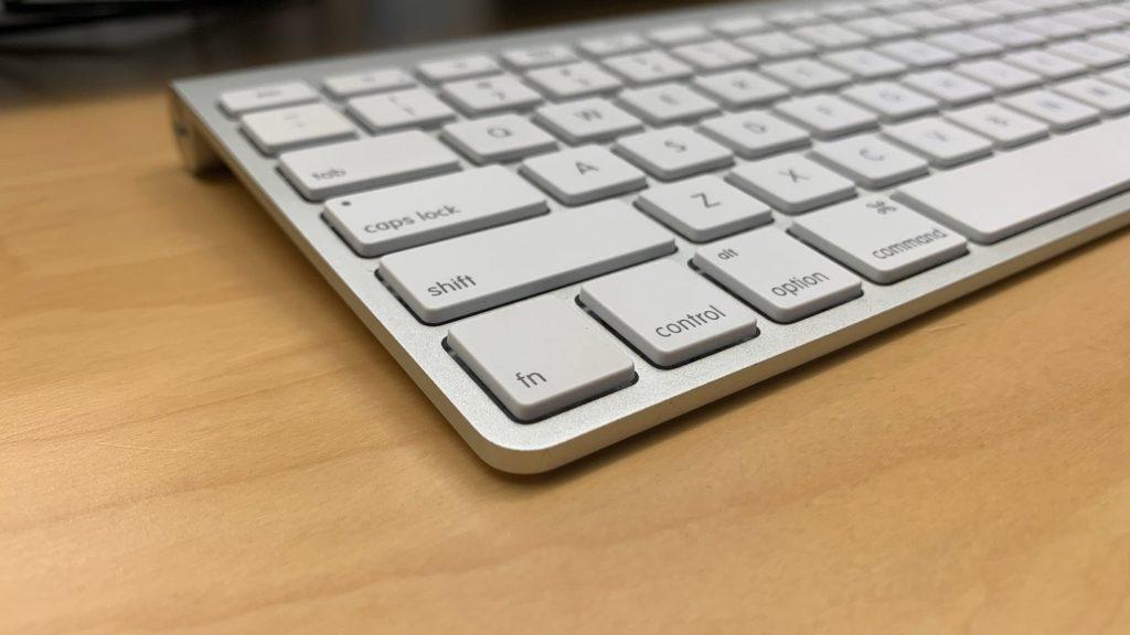 teclado Mac Windows 10 2