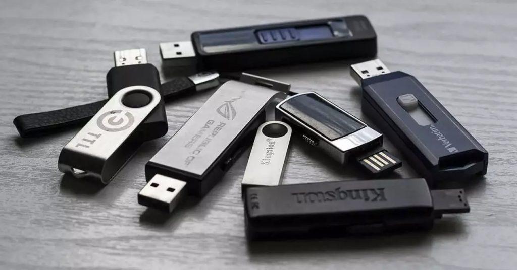 Problemas discos memorias USB 4