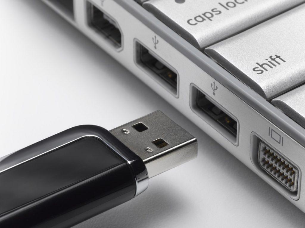 Problemas discos memorias USB 5