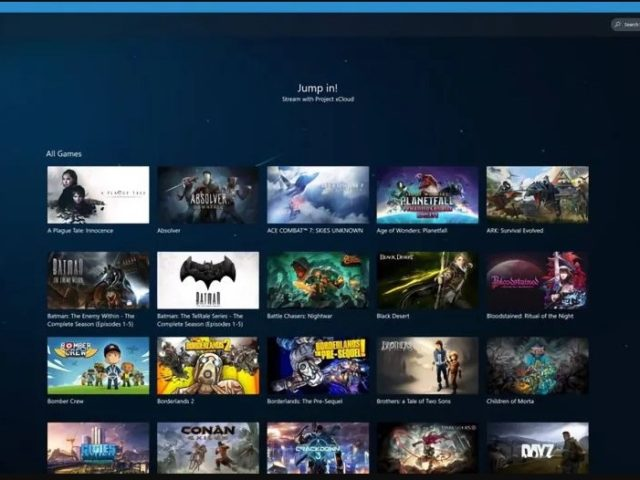 La app de Xbox Game Streaming se encuentra disponible en Windows