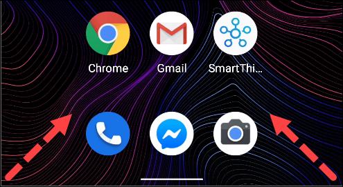 Iniciamos el asistente de Google.