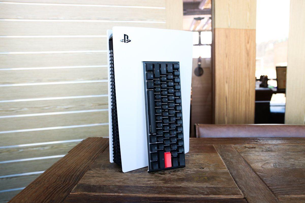 agregar teclado mouse PS5 1