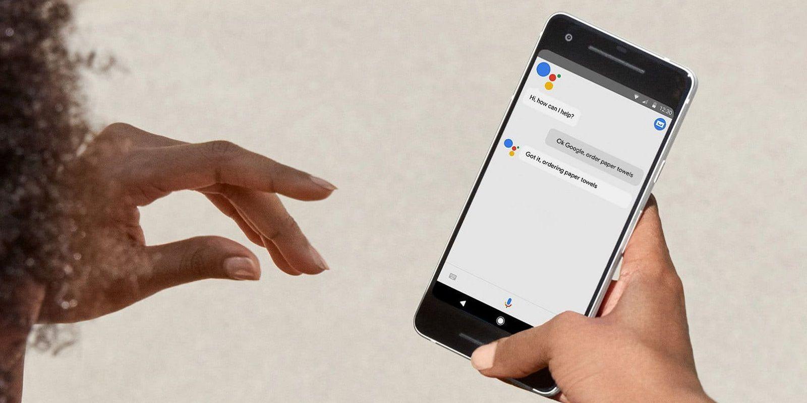 cambiar voz Asistente Google 2