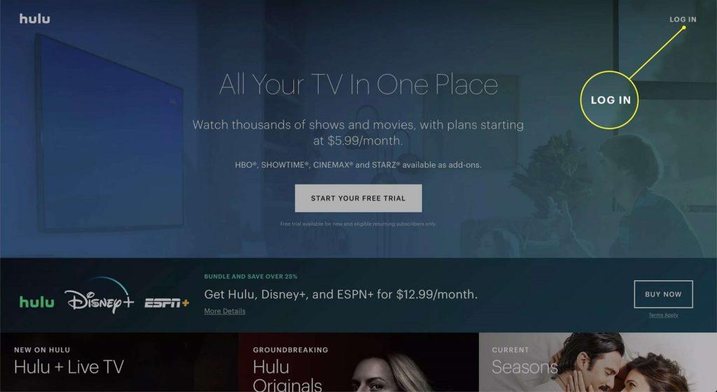 cancelar suscripción Hulu 2