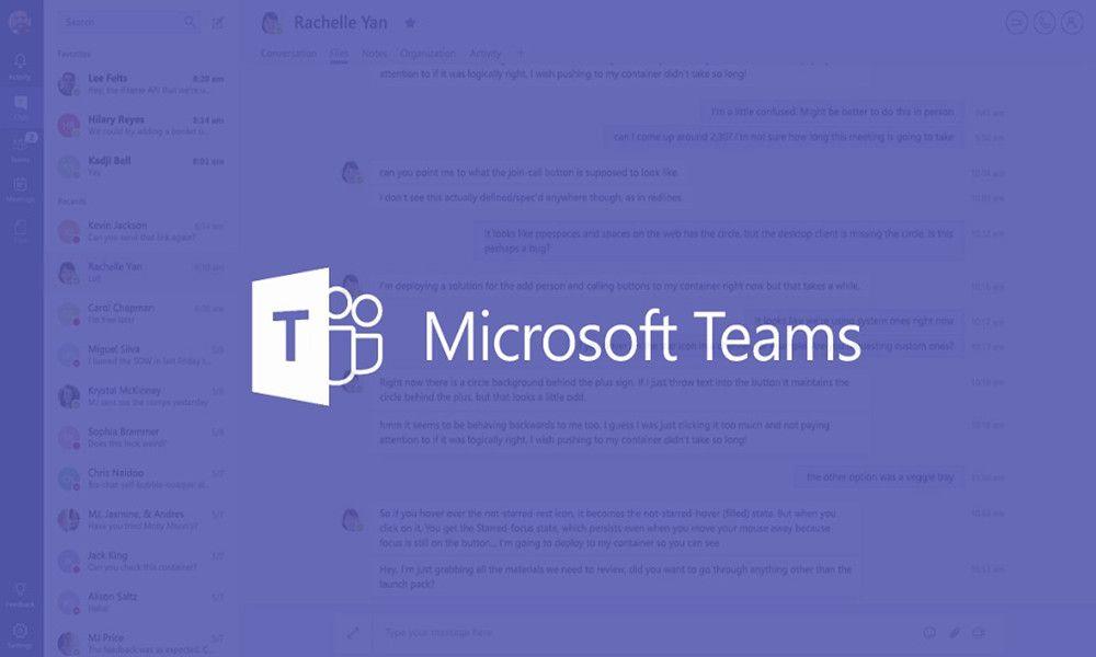 Cómo activar el modo oscuro en Microsoft Teams