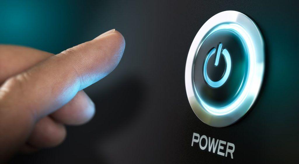Cómo deshabilitar o desactivar botón encendido en una PC con Windows