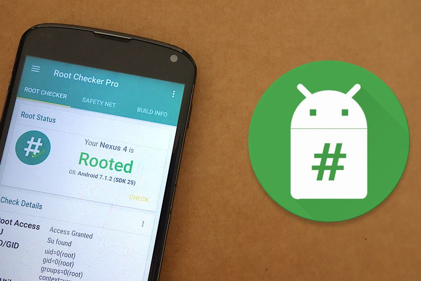 Cómo saber si un teléfono Android está rooteado