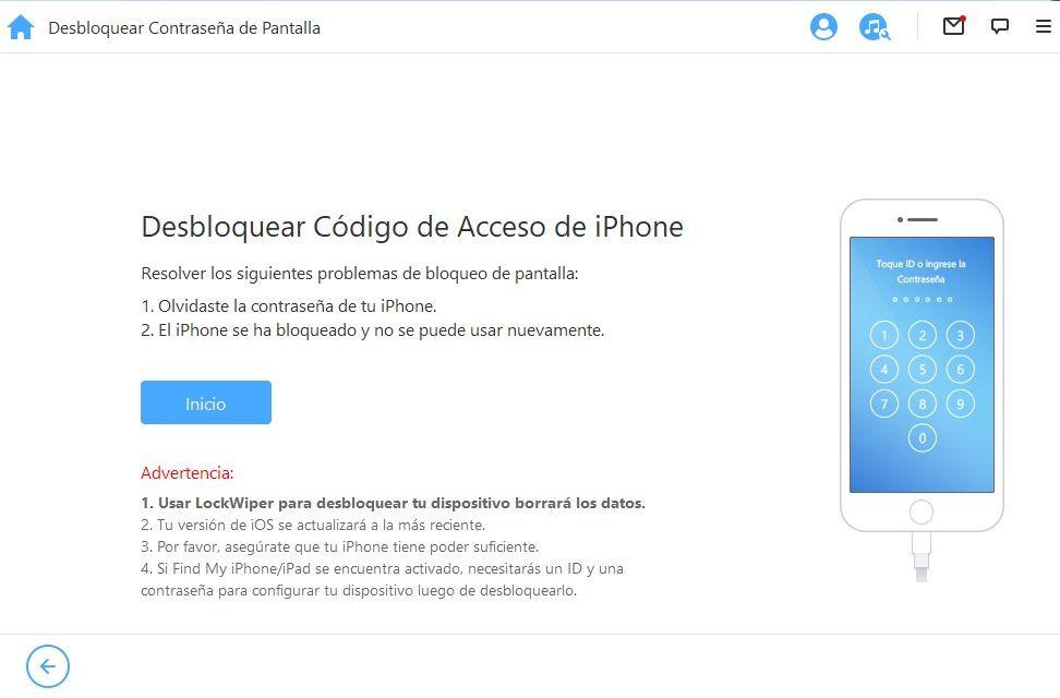 desbloquear Apple ID iPhone 4