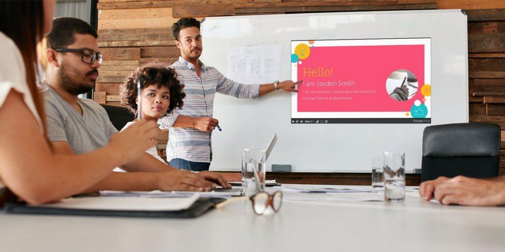 ¿Cómo lograr que tus diapositivas resulten más atractivas?