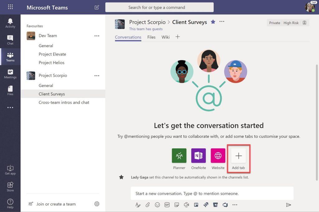 encuestas Microsoft Teams 1,5