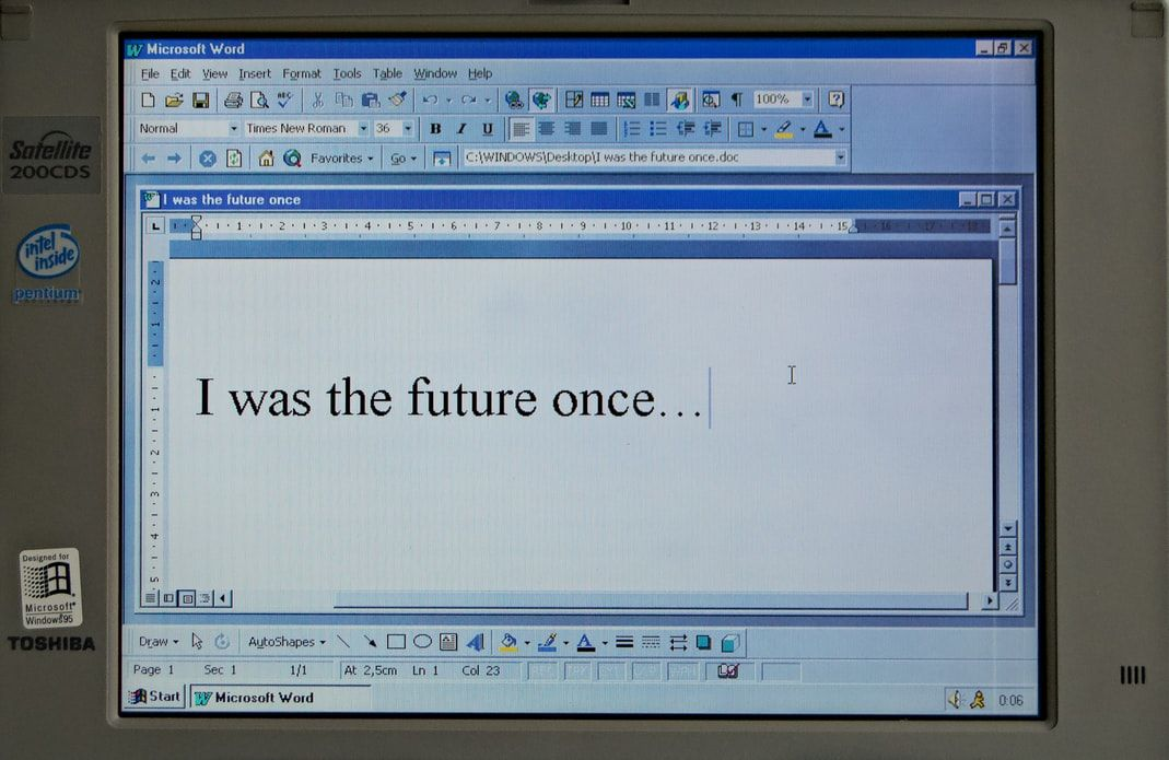 gustando Microsoft Word