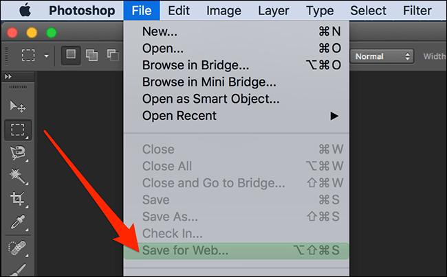 Así de simple resulta ocultar elementos del menú de Photoshop y darles colores personalizados.