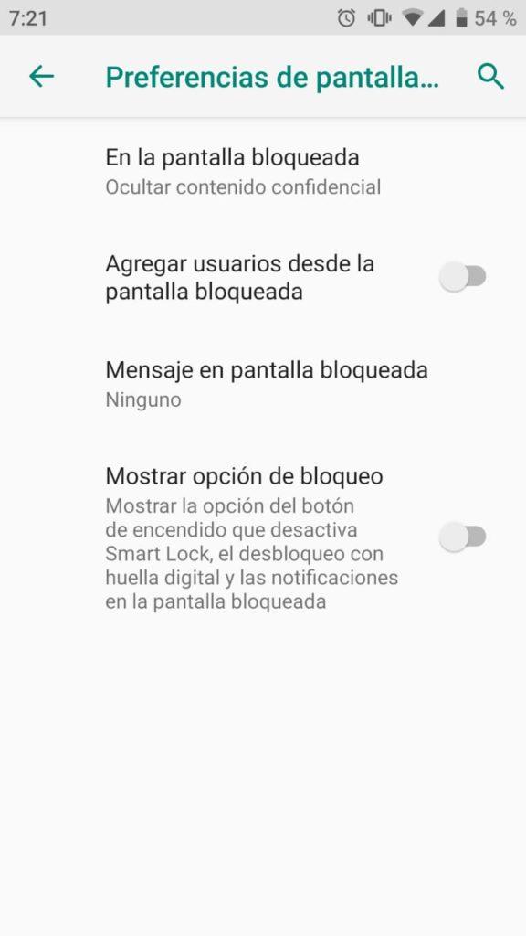 Así es como puedes configurar notificaciones pantalla de bloqueo en Android.