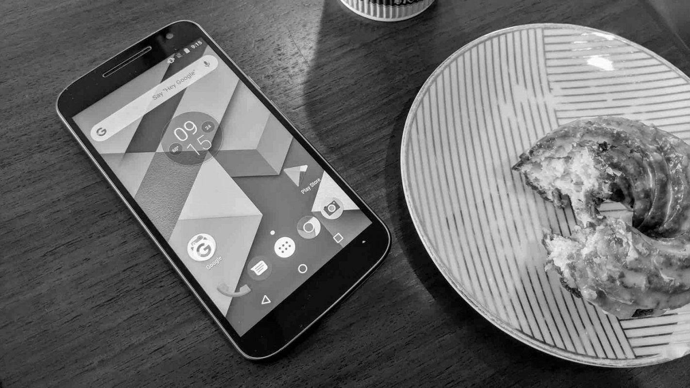 Android más sensible 1