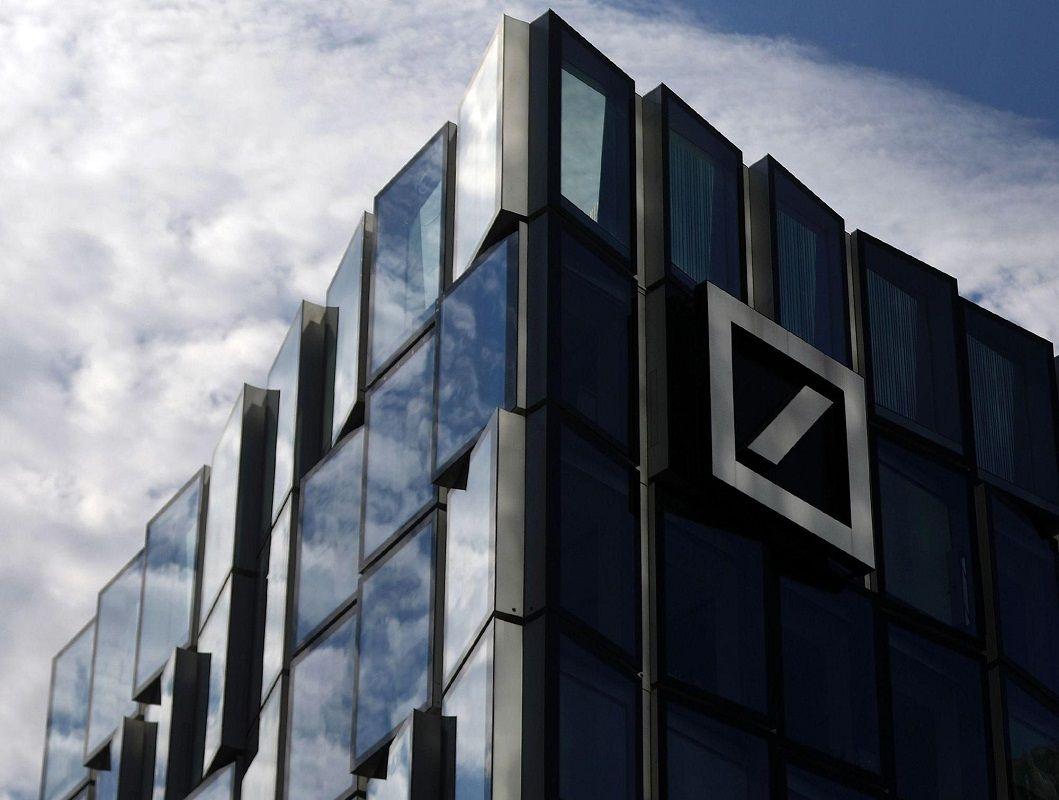 Deutsche Bank Bitcoin 1