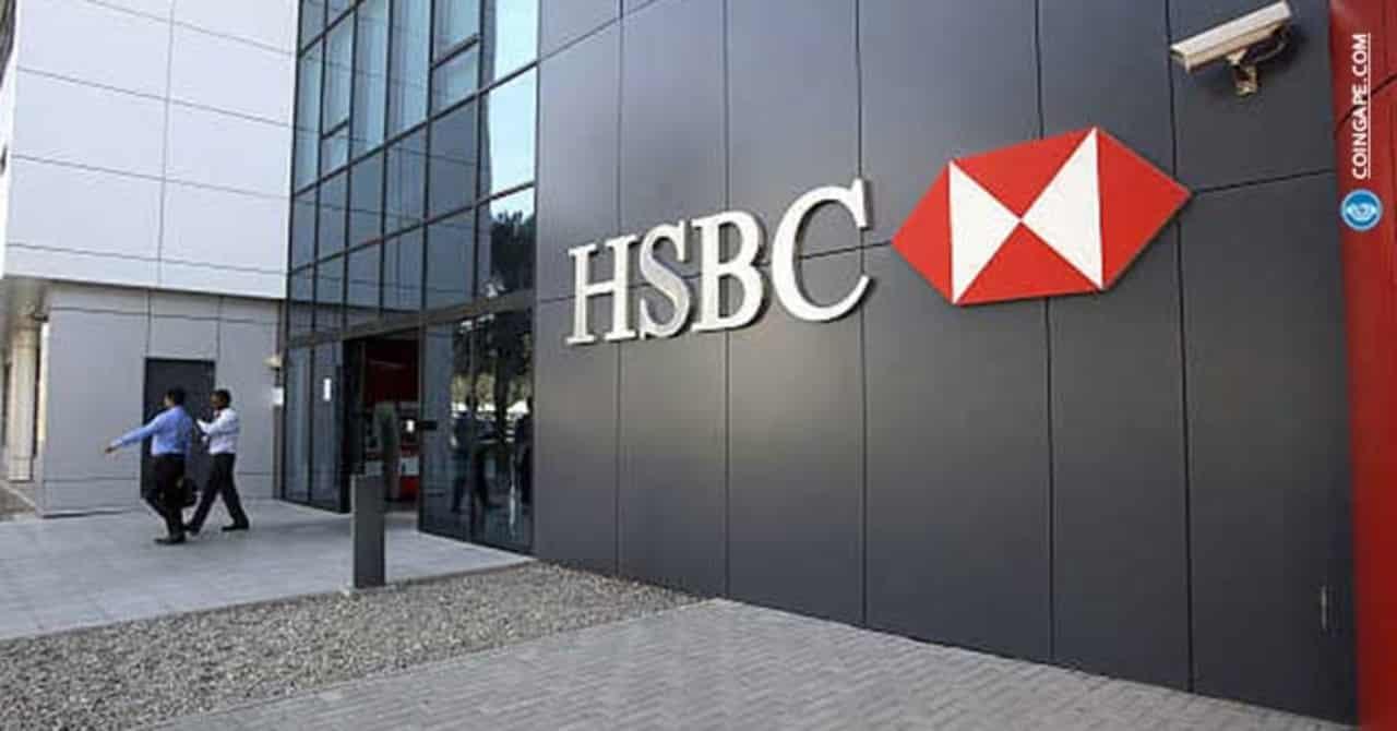 HSBC Bitcoin 2