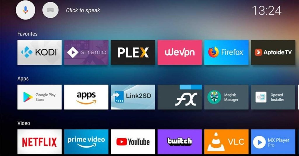 Play Store Fire TV 2