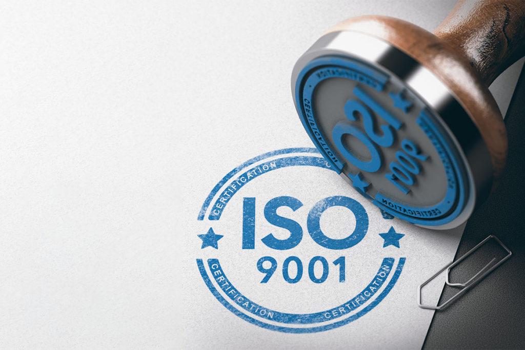SAE IFS ISO 9001 4