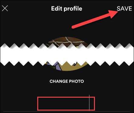 Cómo cambiar nombre usuario Spotify