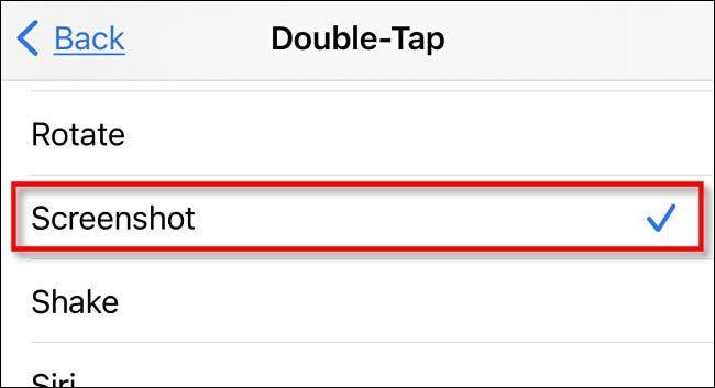 De esta forma podemos tomar una captura de pantalla en iPhone.