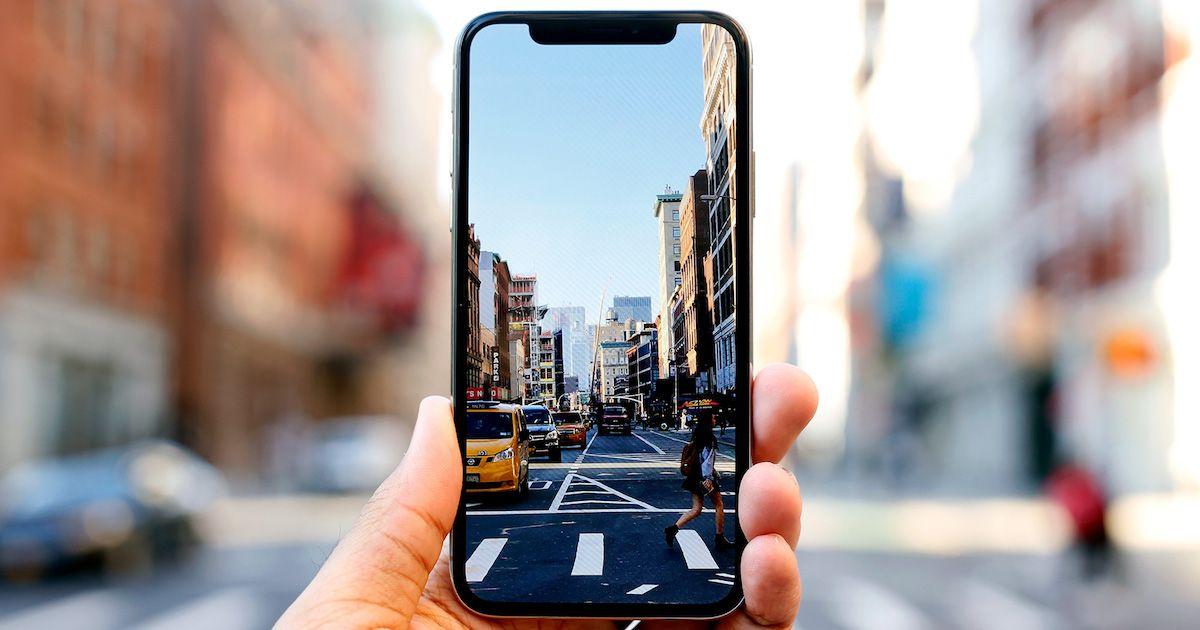 Abrir la cámara desde la pantalla de bloqueo en iPhone