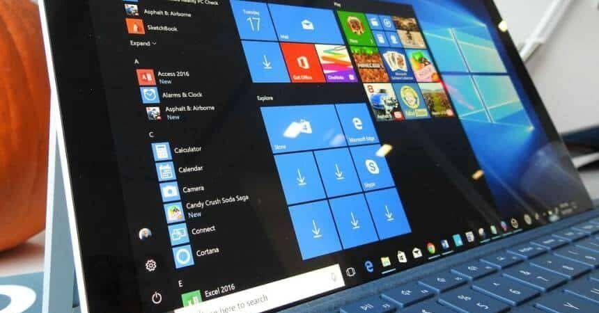 Habilitar el modo ECO o ecológico en aplicaciones de Windows 10