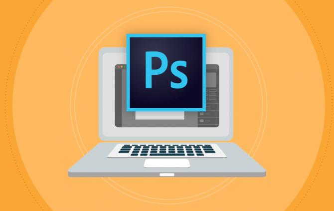 Cómo recortar una imagen en círculo en Photoshop.