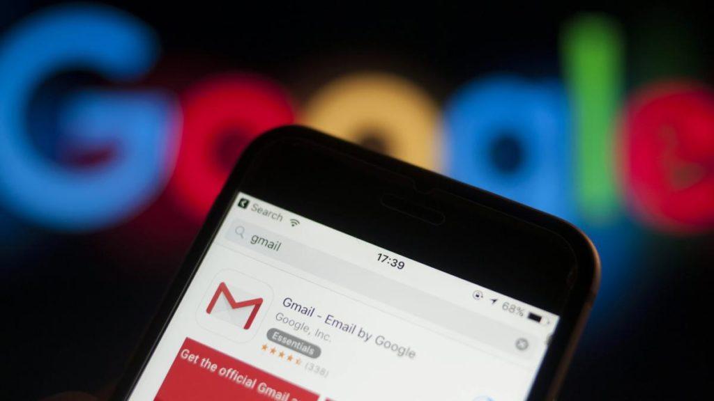 correos Gmail teléfono 2